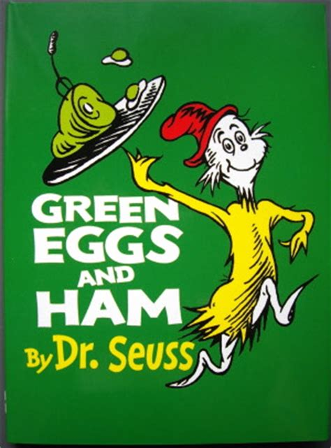 pen and paper banned green eggs and ham