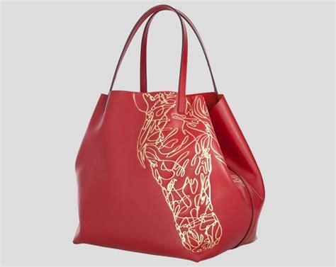 Bonia Tote Bag Special Edition 2017 Year All Gold Hardware In Bag carolina herrera s matryoshka bag gets an equestrian