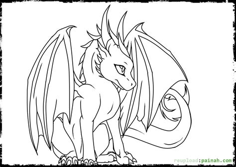 coloring pictures of baby dragons cute baby dragon coloring pages gekimoe 58780