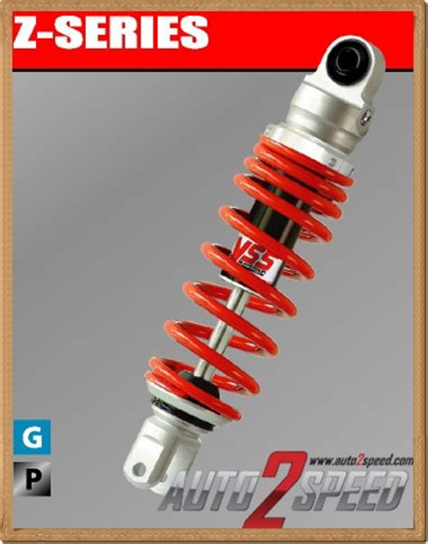 Shock Nouvo Z Series Shock Absorbers For Nouvo Mx And Elegance 3776959