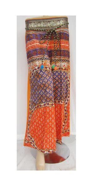 Terlaris Kulot Wanita Baju Setelan Kulot kulot bangkok sulam stik orange cl65163