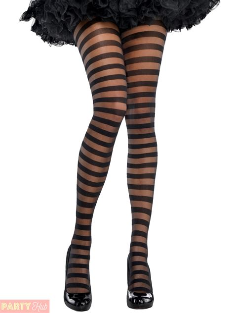 halloween pattern tights ladies halloween tights fancy dress costume accessory