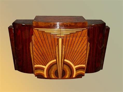 Art Deco Furniture Designers | fabulous art deco furniture adding rich colors and unique