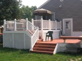porch deck decks patios fences screened porches skye builders
