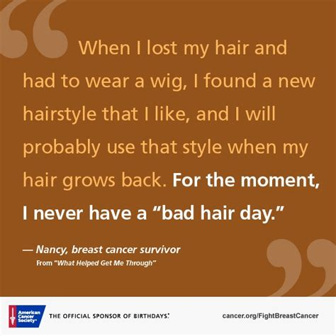 breast cancer words of comfort quotes about facing cancer quotesgram