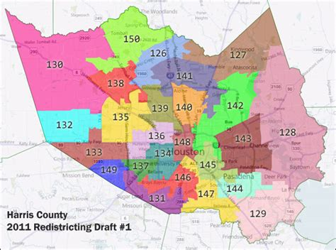 harris county texas zip code map harris county voting precinct map slowcatchup