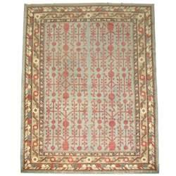 antique room size khotan rug for sale at 1stdibs