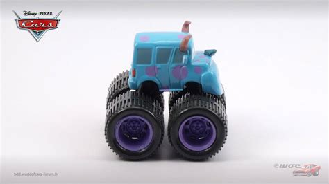 world  cars  du personnage sulley