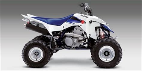 2012 Suzuki Ltz400 Yamaha Raptor 350 Atv 2012