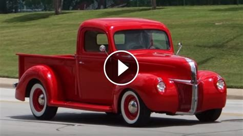 model hot rod ford  pickup truck