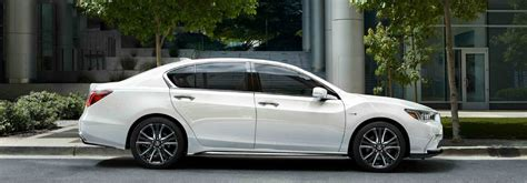 Acura Rlx 2017 by 2018 Acura Rlx Style And Color Options