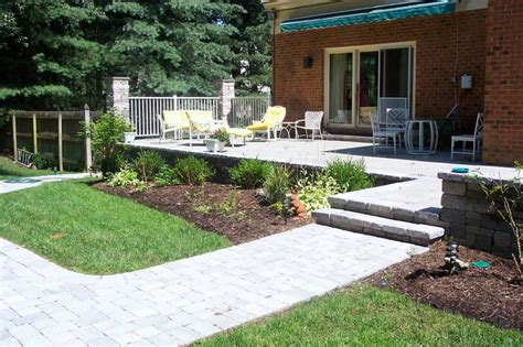 Miscellaneous : Patio Ideas Budget With Brick Walls Best