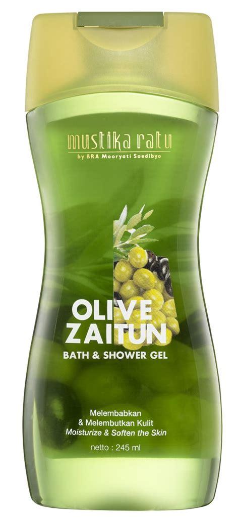 Minyak Zaitun Mustika Ratu Yang Kecil lembapkan kulit dengan zaitun smartmama