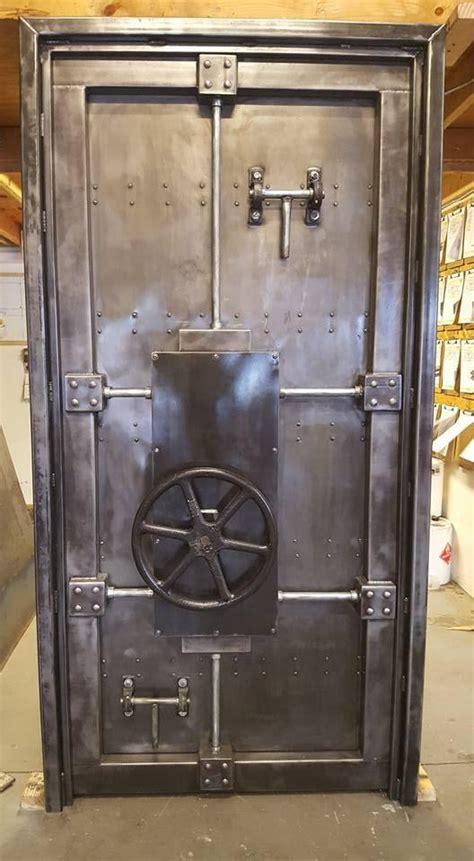 Art Deco Cabinet Pulls 027st Custom Vintage Industrial Vault Door Industrial