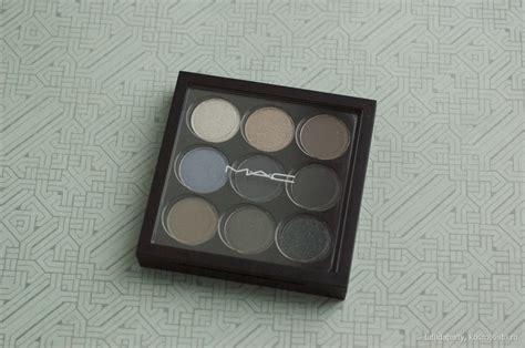 Eyeshadow X9 mac eye shadow x9 palette in quot navy times nine quot отзывы