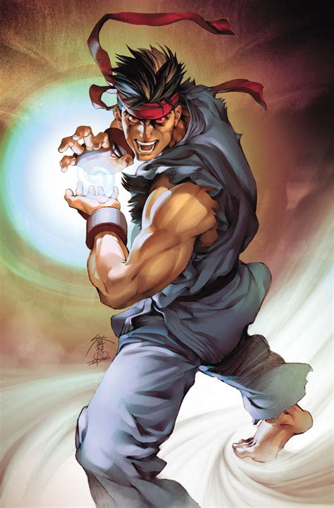 Bor Ryu evil ryu ryuu fighter image 973706