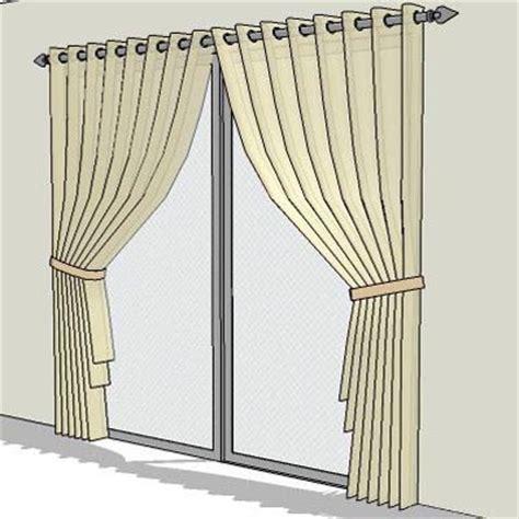 revit curtains curtains 3d model formfonts 3d models textures
