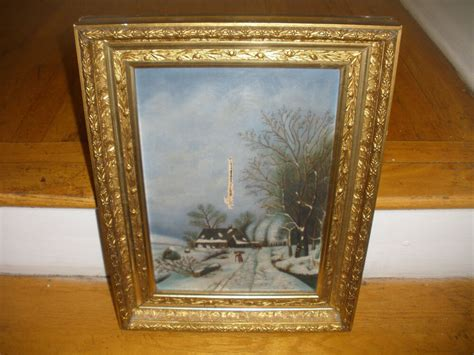 9 Paintings Framing Frame by Antique Wood Frame 18 X 14 Painting 14x 9 1 2