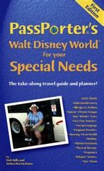 passporter s walt disney world 2008 the unique travel guide planner organizer journal and keepsake by marx 2007 11 28 books passporter s walt disney world for your special needs