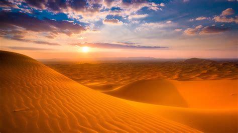 Wallpaper Designs For Walls sahara desert sunset wallpapers