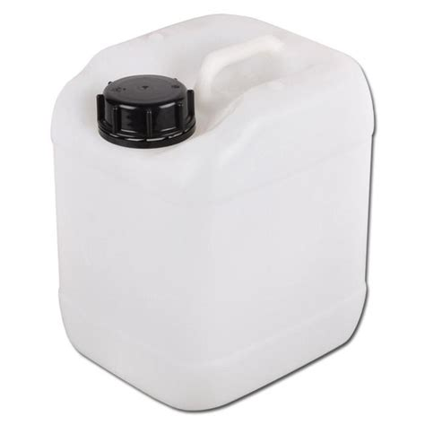 Canister 1 2l pe canister 1 l to 20 l with closure