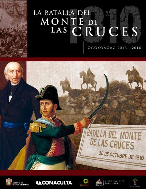 libro la longue monte de libro la batalla del monte de las cruces by victor visual artist issuu