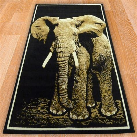Elephant Print Rug by Elephant Print Rug Carpet Runners Uk