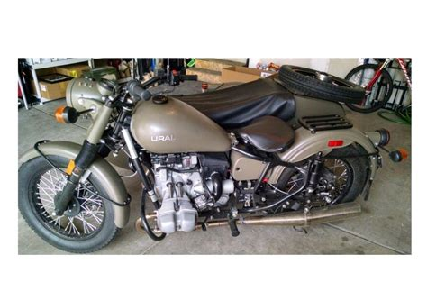 ural retro sidecar motorcycle ural m70 retro sidecar motorcycles for sale