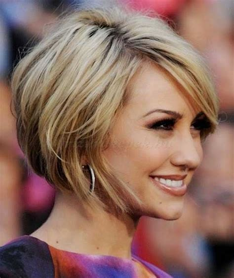 bob hairstyles chelsea kane asymmetrical bob haircuts with bangs the best short