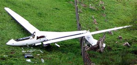 Tas Motor Model T 232 grob glider aircraft
