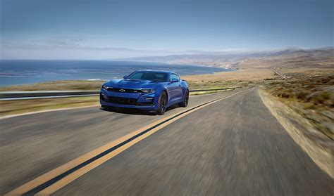 2020 Chevrolet Camaro Ss by 2020 Chevrolet Camaro Ss Gets Shock Look Lt1 Joins The