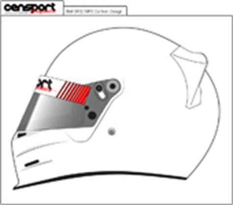 bell helmet design template design templates censport graphics