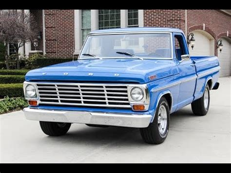 1967 ford truck 1967 ford ranger f100 truck for sale