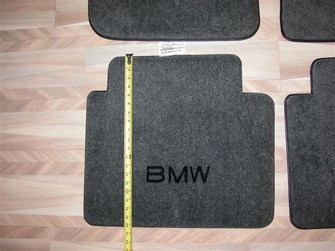 f s nos vintage bmw floor mats cheap pelican parts
