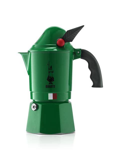 biba letti moka alpina bialetti 3 cups limited edition coffee maker