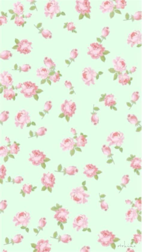 pink floral iphone wallpaper  p         p  p