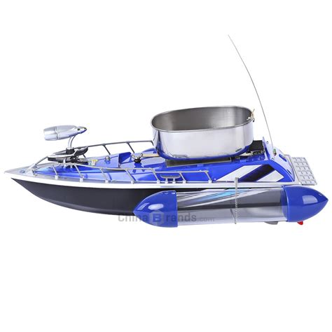 rc boat fishing for catfish dropship mini rc fishing adventure lure bait boat with us
