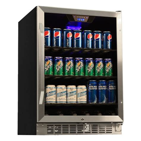 under cabinet wine cooler canada edgestar 148 can stainless steel beverage cooler food