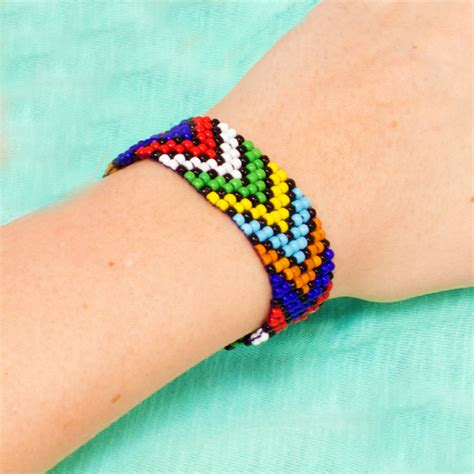 beading loom tutorial diy bead loom bracelet guide to beadwork