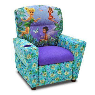 tinkerbell recliner i thought this recliner disney fairy chair would look
