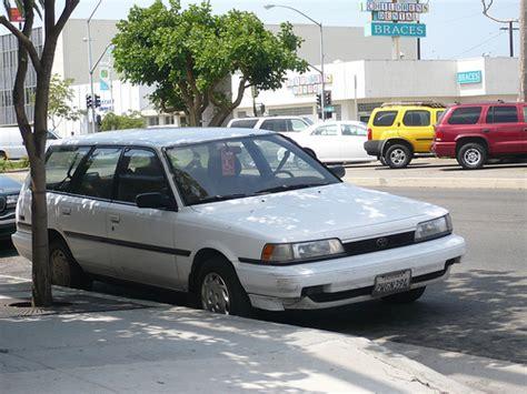 1991 Toyota Camry Station Wagon Toyota Camry Station Wagon Photos Reviews News Specs
