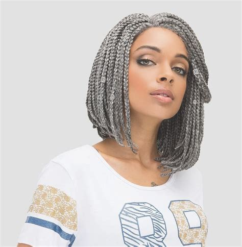 looking for black hair braid styles for grey hair 25 best ideas about box braid wig on pinterest