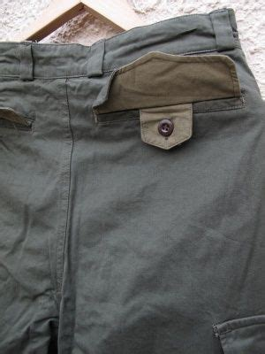 Cargo Army 7 9 画像5 deadstock 60 s vintage army m 47 cargo