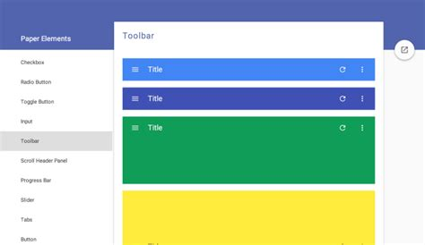 20 best material design web ui frameworks for websites