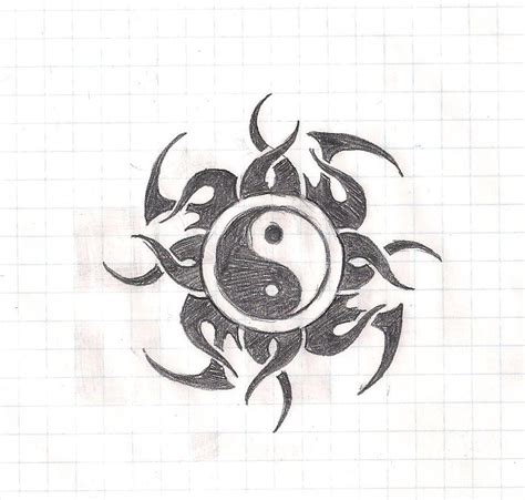 yin yang tribal tattoo yin yang tribal tattoosuvuqgwtrke