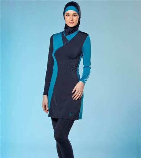 Baju Setelan Olahraga Wanita Believe Muslimah 4 model baju renang wanita muslimah terbaru 2017 2018