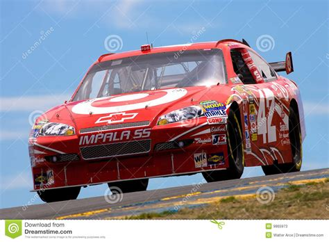 Nascar Toyota Save Mart 350 Nascar June 19 Toyota Save Mart 350 Editorial Stock Photo
