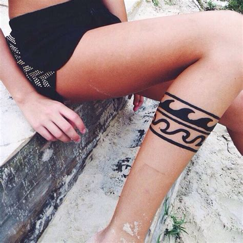 tribal wave tattoo best 25 tribal wave tattoos ideas on