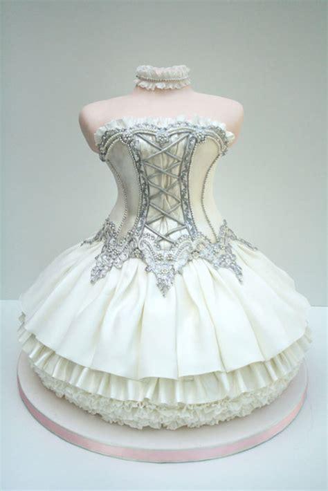 dress cake special ballet dress cake design unique tea bridal shower or wedding shower cake ideas