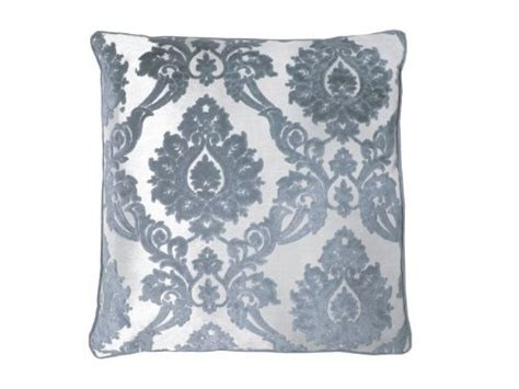 rodeo home decorative pillows rodeo home alessandra pillow 24 x 24 silver by rodeo home